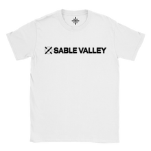Load image into Gallery viewer, Static Logo Research Tee