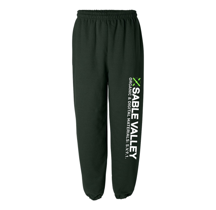 SV Sweatpants - Forest Green