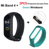 Global Version Xiaomi Mi Band 4 Smart Band Fitness Tracker bracelet Heart Rate Tracker Colorful Display Instant Message 135mAh - RELEVAZA