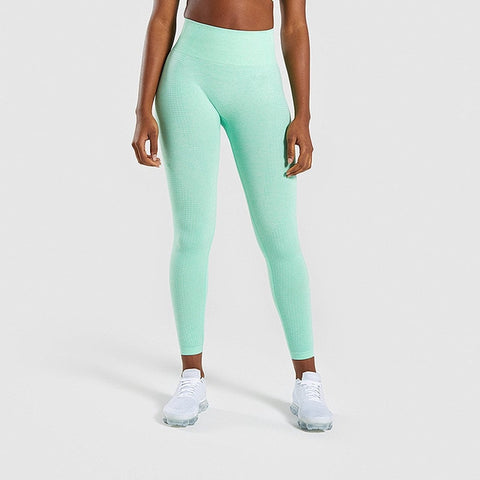 Women Seamless Leggings Fitness Femme High Waist Exercise Leggings Jeggings Women Leggings For Women - RELEVAZA