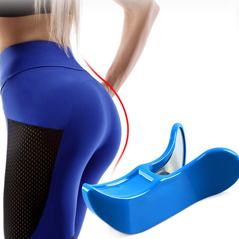 Ivim gym Pelvic Floor Sexy Inner Thigh Exerciser hip trainer gym  Home Equipment Fitness  Correction Buttocks Device workout - RELEVAZA