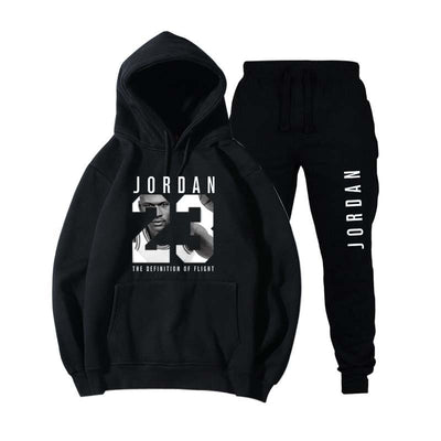 New 2018 Brand New Fashion JORDAN 23 Men Sportswear Print Men Hoodies Pullover Hip Hop Mens tracksuit Sweatshirts Clothing - RELEVAZA