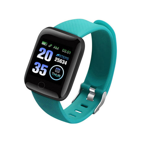 Health Bracelet 5 in 1 Fitness Tracker Activity Smart Band Pedometer Sports Health Wristband Cardio Tonometer Blood Pressure - RELEVAZA
