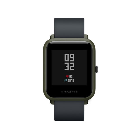 Huami Amazfit Bip Smart Watch Bluetooth GPS Sport Heart Rate Monitor IP68 Waterproof Call Reminder MiFit APP Alarm Vibration - RELEVAZA