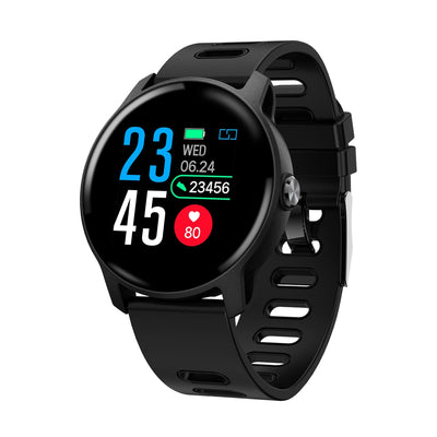2019 New Men Smart Watch S08 Fitness Tracker Heart Rate Monitor Pedometer IP68 Waterproof Women Smartwatch For Android IOS Phone - RELEVAZA