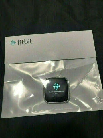 Fitbit Versa Fitness Watch Brand New! Pebble Only!! Free Shipping! - RELEVAZA