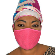 CleanBoss Mask (Magenta)