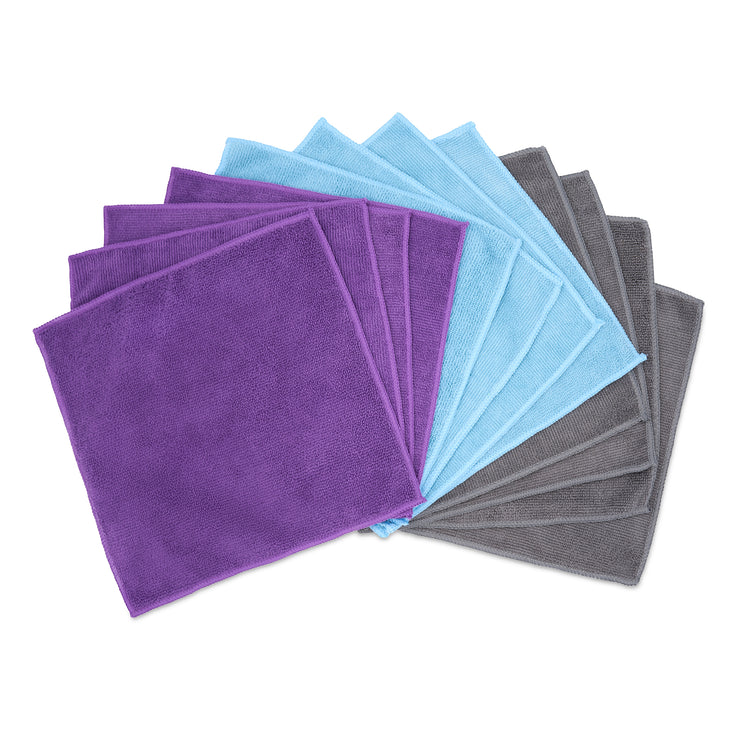 CleanBoss Anti-Microbial Cleaning Cloths (12 Pack)