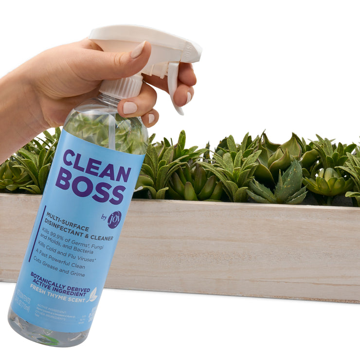 CleanBoss Multi-Surface Disinfectant & Cleaner (Buy 2, Get 2 Free)