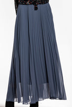 Load image into Gallery viewer, Pleated Chiffon Skirt