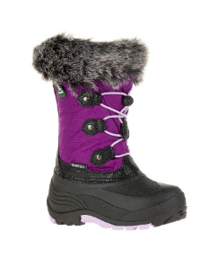 Kamik Waterproof Powdery 2 Girls Winter Boots