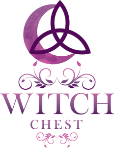Witch Chest Logo - Ottawa's Witchy Ritual Supplies Store