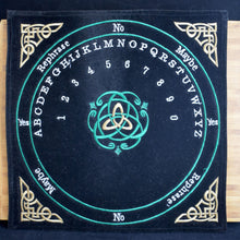Load image into Gallery viewer, Celtic Pendulum Mat - witchchest