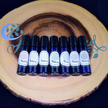 Load image into Gallery viewer, Chakra Rollerball Oils By All Charmed - 7 Types - witchchest
