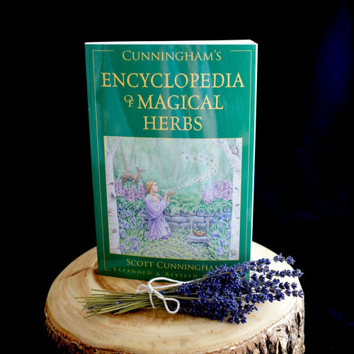 Cunningham's Encyclopedia of Magical Herbs (Expanded & Revised Edition) - witchchest