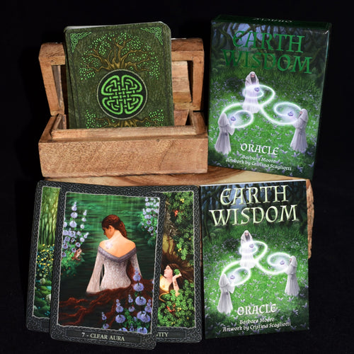 Earth Wisdom Oracle Cards - witchchest
