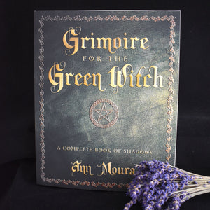 Grimore for the Green Witch - By Ann Moura - witchchest