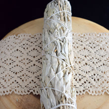 Load image into Gallery viewer, Large Sage Smudge Stick - witchchest