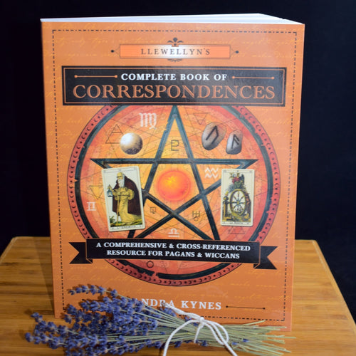 Llewellyn's Complete Book of Correspondences By Sandra Kynes - witchchest