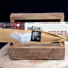 Load image into Gallery viewer, Native Soul White Sage & Dragon's Blood Incense - 1 Box (15g) - witchchest