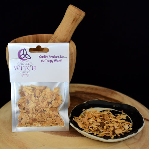 Palo Santo Chips - 5g - witchchest