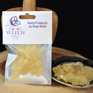 Pine Resin (Rosin or Colophony) - 10g - witchchest