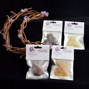 Ritual Resin Bundle - 4 Resins - witchchest