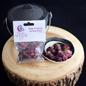 Rose Buds ( Morocco) - 5g - witchchest