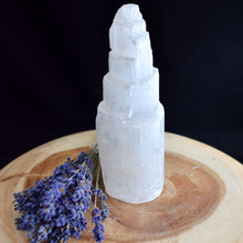 Load image into Gallery viewer, Selenite Towers - witchchest