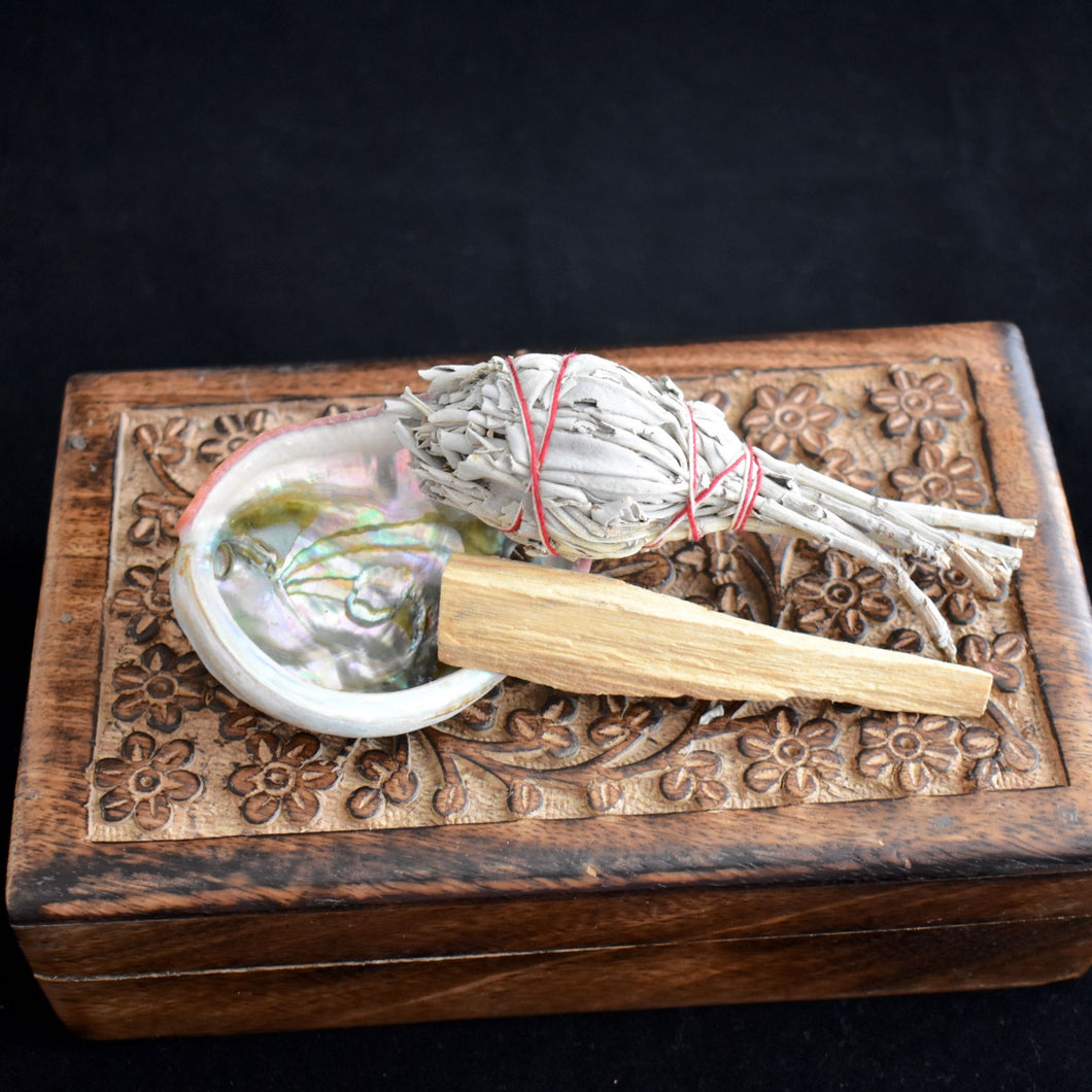 Smudging Kit- Beginners Set - witchchest