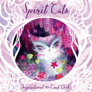 Spirit Cats Oracle Deck By Nicole Piar - witchchest