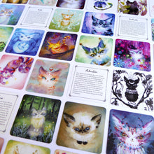 Load image into Gallery viewer, Spirit Cats Oracle Deck By Nicole Piar - witchchest