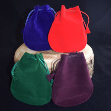 Load image into Gallery viewer, Velvet Bags - 4 Types - witchchest