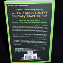 Load image into Gallery viewer, Wicca: A Guide for the Solitary Practitioner Book by Scott Cunningham - witchchest