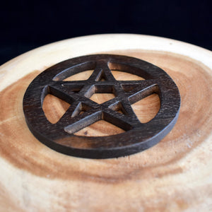 Wooden Altar Tile - 2 Types - witchchest