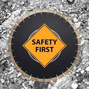 Safety Guidelines for Diamond Blades