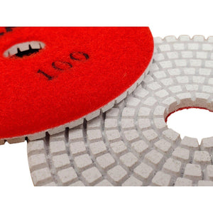 7-Step Wet Polishing Pad for Engineered Stone (Premium) - Capstone Tool