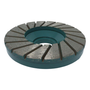Lotus Grinding Cup Wheels with Snail Lock - Capstone Tool