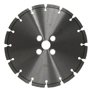 "Multi-Purpose Laser Welded Segment Blade (8"") - Capstone Tool"