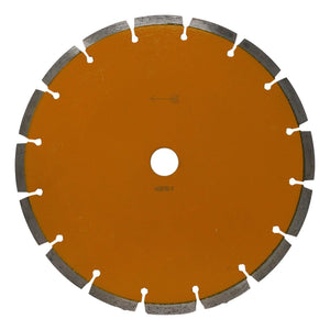 "Multi-Purpose Laser Welded Segment Blade (9"") - Capstone Tool"