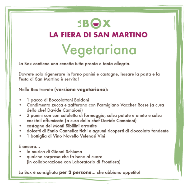 "La Box ""Fiera di San Martino"""