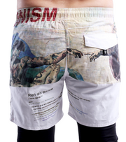 Expressionism Swim Trunks - Apache Concept Store