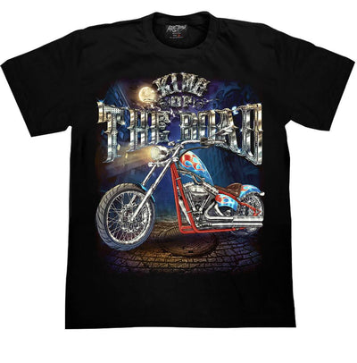King Chopper Bike T shirt - Apache Concept Store