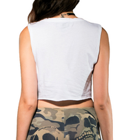 Crop Top Butterfly - Apache Concept Store