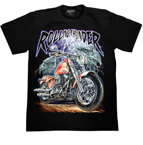 Rolling Thunder T shirt - Apache Concept Store