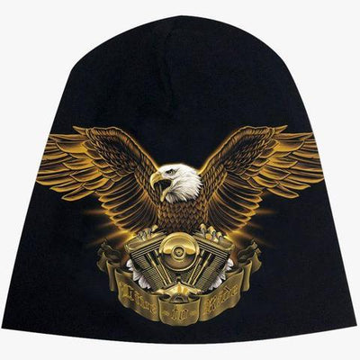 Eagle Motorcycle Beanie - Apache Concept Store