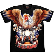 Wings Motorbike T shirt - Apache Concept Store