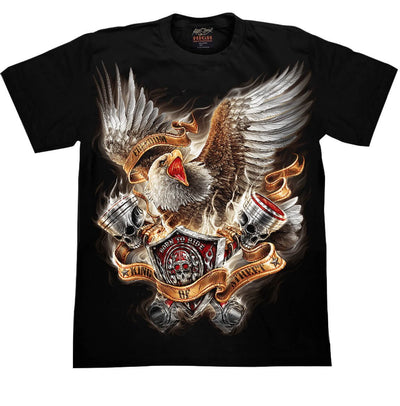 Eagle Piston T shirt - Apache Concept Store