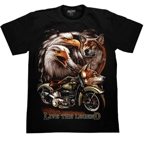 Live the Legend T shirt - Apache Concept Store