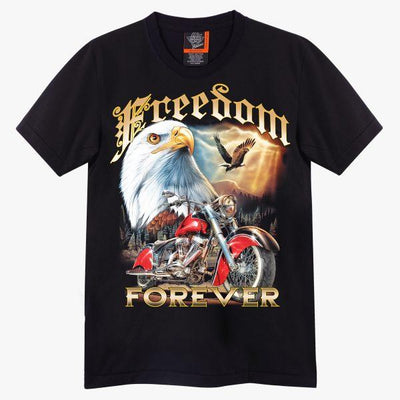Eagle Freedom Forever T shirt - Apache Concept Store